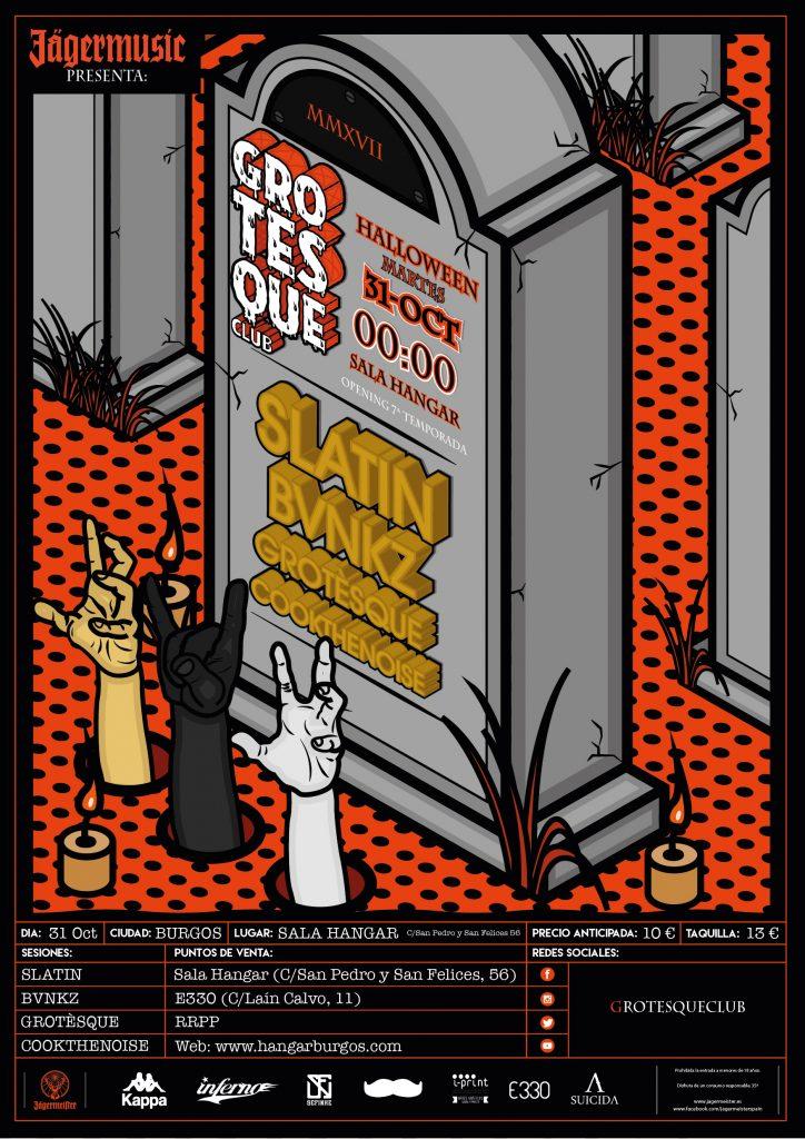 Grotèsque Club Halloween (17)