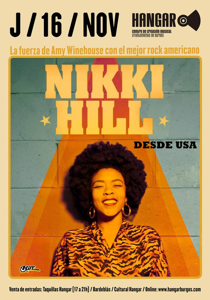 NIKKI hill (nuevo) (baja)