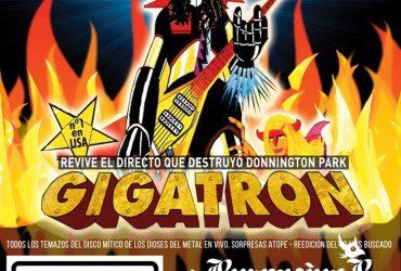 GIGATRON + BURGACIUS B