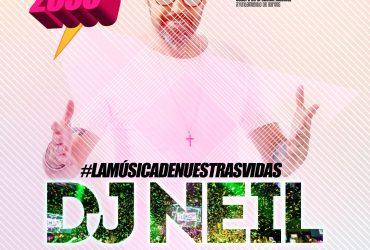 DJ NEIL FIESTA REMEMBER 90/2000 EN SALA HANGAR